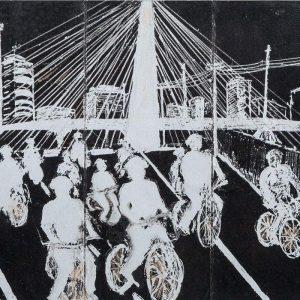 Bikes na Ponte
